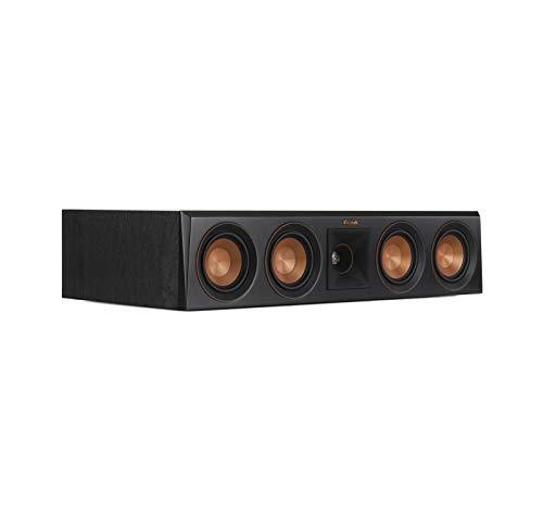 Klipsch RP-404C Center Channel Speaker (Ebony) (Renewed)