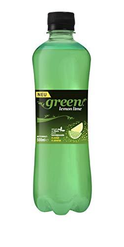 6 Flasche | Green Cola Lemon Lime 0,5l | inkl. Pfand | Limette | Zitrone