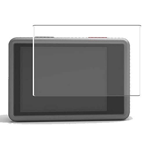 Vaxson 3 Stück Schutzfolie, kompatibel mit Actionpro X8, Displayschutzfolie TPU Folie [nicht Panzerglas]