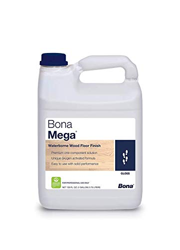 Bona Mega Wood Floor Finish Gloss 1 Gallon