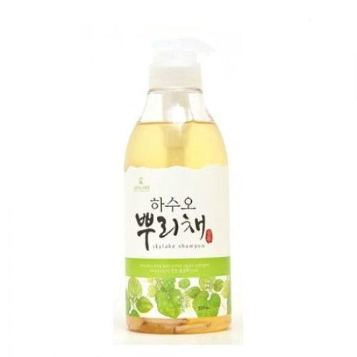 集団的行進応援するSkylake Oriental Herb Cool Shampoo (Korean original)