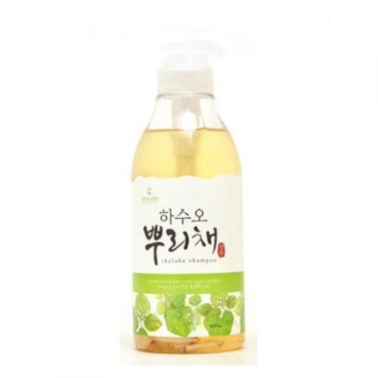 偏心偽物メタルラインSkylake Oriental Herb Cool Shampoo (Korean original)