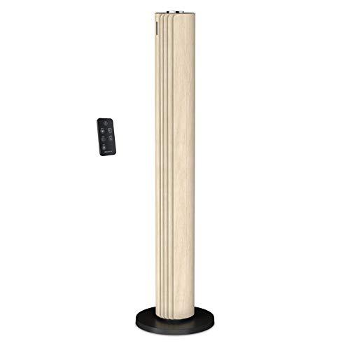 Rowenta Urban Cool Edition limitada Ventilador de columna, electrónico, silencioso, potente, mando a distancia, temporizador VU6770F0
