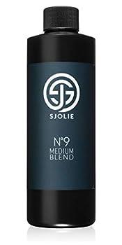 Spray Tan Solution - SJOLIE No 9 - Medium/Dark Blend  8oz
