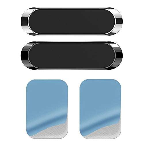 3 unidades de soporte magnético para teléfono móvil para coche, soporte magnético para teléfono móvil para pegar