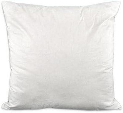 Amazon.com: Con flecos. Diseño Linen 20-Inch Throw almohada ...