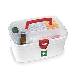 MILTON Emergency Medical Portal Box BPA Free Medical Box