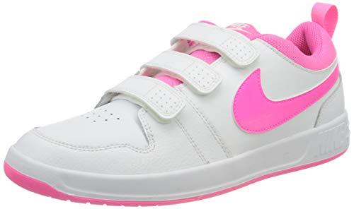 Nike Pico 5, Zapatillas de Tenis Unisex Adulto, Blanco (White/Pink Blast 102),...