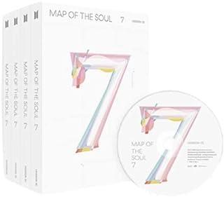 تسليم فوري - (UAE) [Original] [Random Version] BTS - Map Of The Soul 7 |البوم ماب اوف سيئول احدث البوم حجمه ضعف حجم البوما...