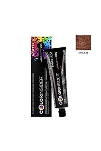 Matrix - Color Insider Haarfarbe OHNE Ammoniak & Geruch - Hellbraun Warm Mocca 60ml