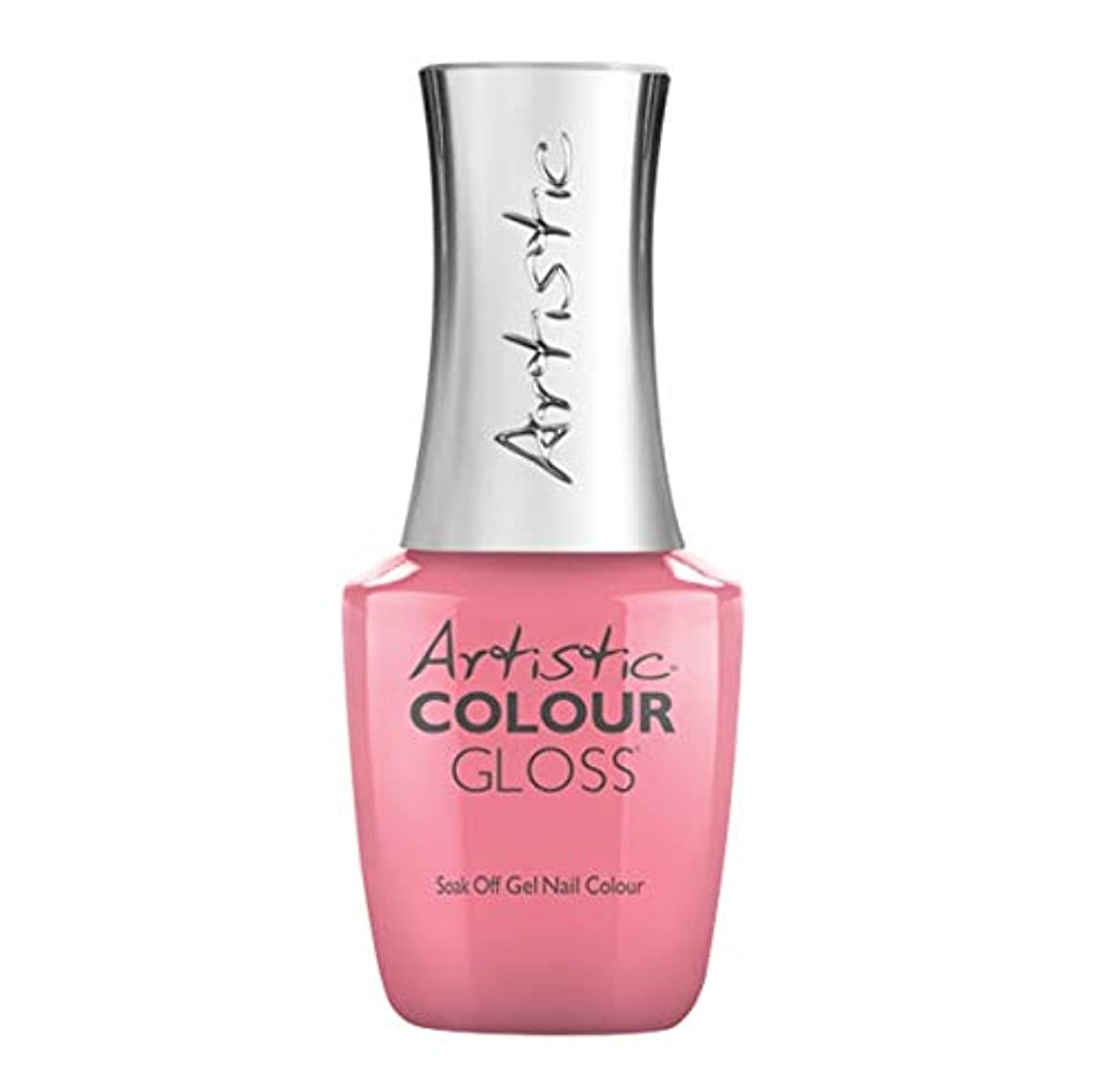 漏斗ディンカルビルランデブーArtistic Colour Gloss Gel - Bad Habit - 0.5oz / 15ml