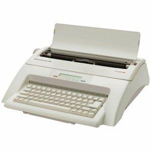 Olympia Schreibmaschine elektrisch Carrera de Luxe MD