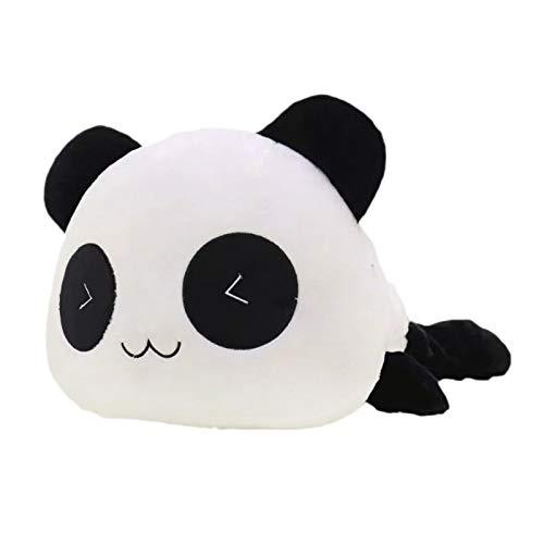 Mallalah Kawaii - Peluche de oso oso panda para muñecas, cojín infantil, regalo para decoración del hogar