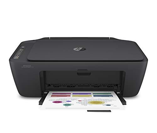 Impressora multifuncional HP DeskJet Ink Advantage 2774 com Wi-Fi