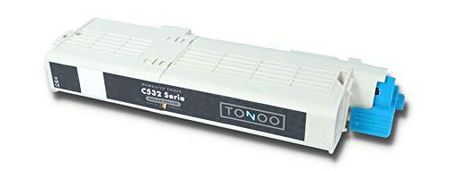 Toner für Oki C532|C532DN|C532T|C542|C542DN|MC563|MC563DN|MC573|MC573DN/46490608 Schwarz Newbuild XL