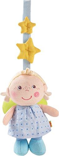 HABA 301995 Hängefigur Schutzengelchen, Kleinkindspielzeug, Blau