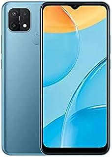 موبايل اوبو A15 بشريحتين اتصال - 6.52 بوصة، 32 جيجابايت، رام 2 جيجابايت، 4G LTE، ازرق ميستري