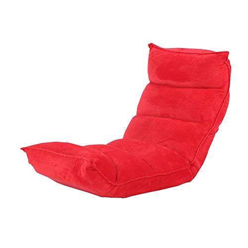 CJC klapstoelen, ligstoel, bank, kantelbare houder, armsteunen, afneembaar kussen, licht en comfortabel voor gebruik buitenshuis (kleur: T1)