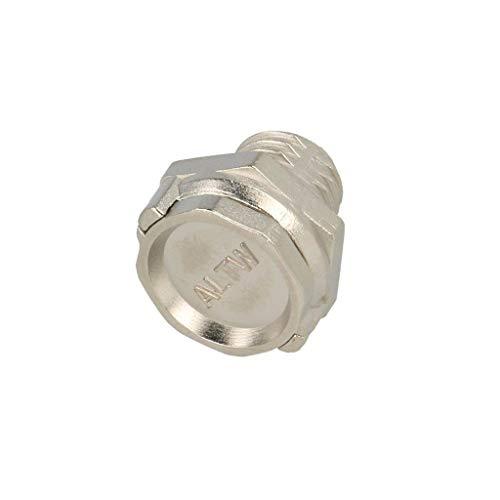 LTW VENT-BJ005 Pressure compensation device IP68 Plating: zinc Thread: M12 AMPHE