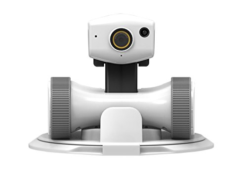 iPATROL Riley V2 WiFi Enabled mobilized Home Monitoring Robot