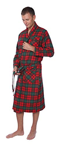 Best men's flannel robe
