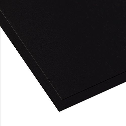 Worbla 's Black Art DOPPELPACK (2x Größe S) in den Maßen ca. 375mm x 500mm / Cosplay