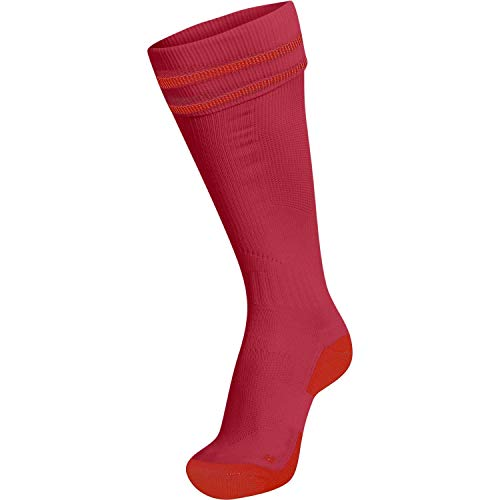 hummel Stutzen Element Football Sock 204046 Chili Pepper/Fire Red 43-45