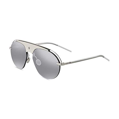 Dior Herren EVOLUTI2-010 Sonnenbrille, Silver/Grey Silver, 99/1/145