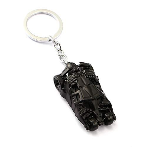 Bat Panzer Herren Reifen drehbar Legierung Schlüsselanhänger Souvenirs