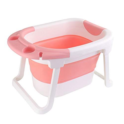 Plegable Bañera,Adulto Bañera Plegable Plástico Del Bebé Piscina Por Los Niños Soporte Para Piscina Infantil Ducha Portátil