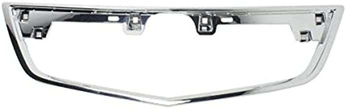 Koolzap For 12 13 14 TL Front Grille Outer Shell Trim Molding Surround AC1202104 75105TK4A11