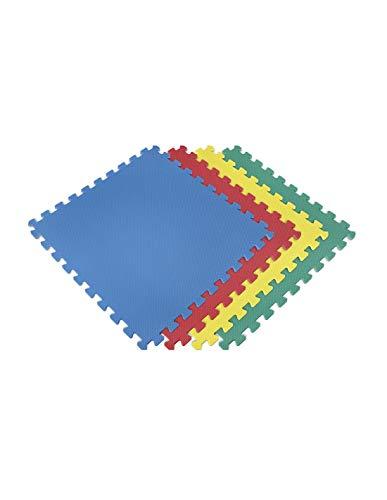Jardin202 - Esterilla Puzzle para Suelos de Gimnasio y Fitness | Protección...