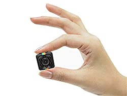 TECHNOVIEW 1080P Full HD Hidden Smallest Mini Spy Camera | Night Vision Hidden Cam | 1920 x 1080p | Full HD Audio and Video Recording,TECHNOVIEW