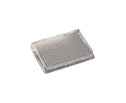 Nunc Polystyreen MicroWell Platen, Pinchbar Design, Color Clear, Volume 120μl, 128mm Lengte x 86mm Breedte (Case of 30)