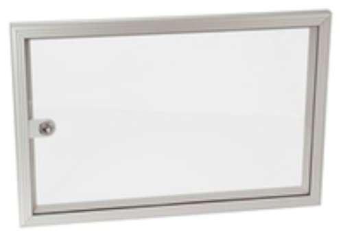 Eldon allgemeinen Zubehör–Tür transparent Adab 600x 400