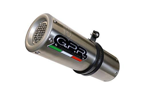 KTM RC 390 Auspuff GPR