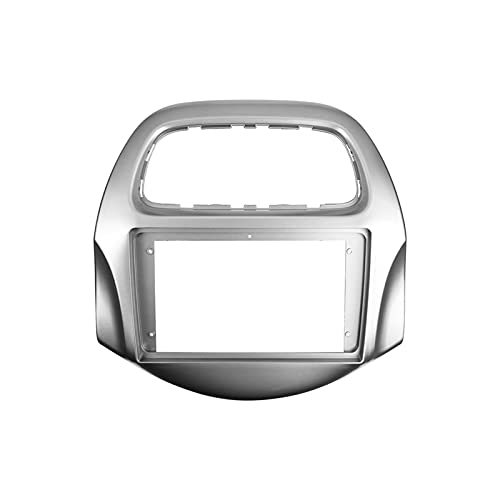 ZHANGWY Yang Store 9 Pulgadas Radio Fascia Fit para Daewoo Matiz Chevrolet Spark Baic Beat 2018+ Panel estéreo Player Dash Install Instale Surround Kit Bisel