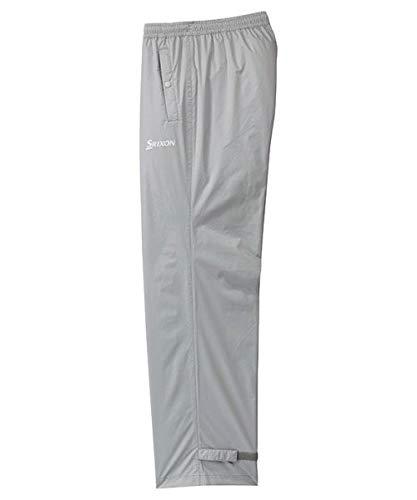 ダンロップ レインパンツ スリクソン SMR9002S ライトグレー L