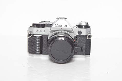Canon AE-1 Program 35 mm Manual Focus Film Camera - Lens - Flash Combo cámara de fotos