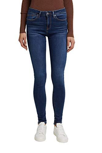 ESPRIT Damen 990EE1B331 Jeans, 902/BLUE MEDIUM WASH, 34/32