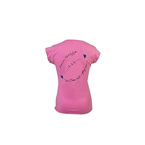ULTRA PETITA Tee-Shirt - Fais gaffe Mon mec est rugbyman