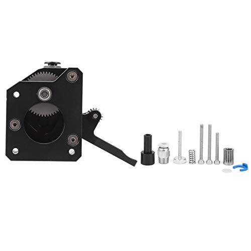 Dual Gear Extruder, for BMG Extruder All-Metal High Performance Upgrade Parts Industrial Supplies DIY 3D Printer Kit (Left Hand)