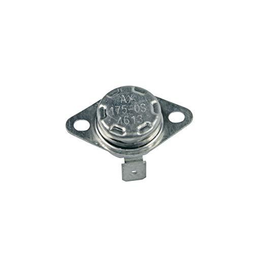 Temperaturbegrenzer für Miele Wäschetrockner ersetzt 5432490 5432491 Klixon Temperaturfühler Thermostat Heizung