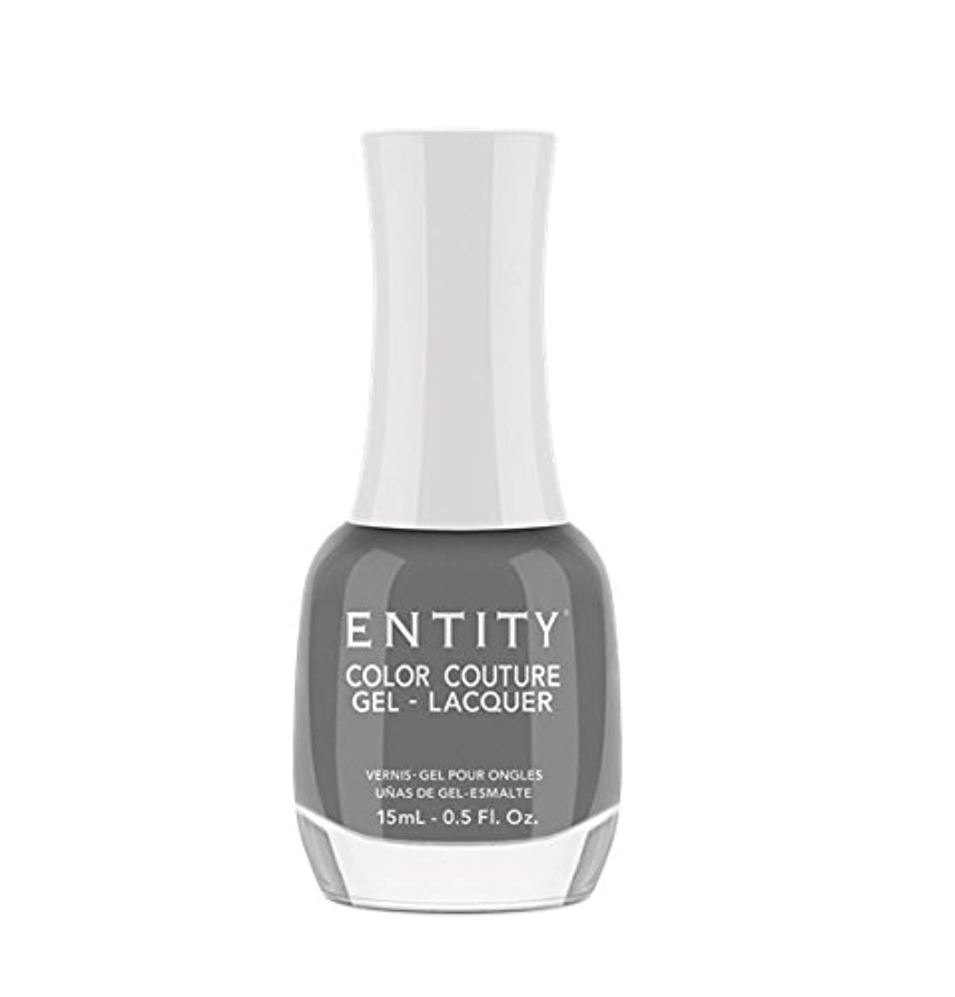 豊かにするキウイ集まるEntity Color Couture Gel-Lacquer - Frayed Edges - 15 ml/0.5 oz