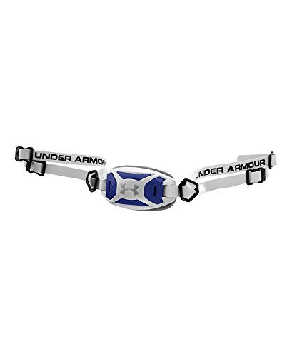 Under Armour Boys' Armourfuse Chin Strap, One Size, Royal