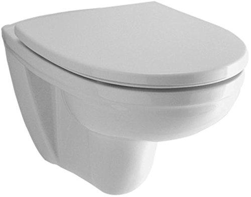 Keramag WC-Sitz Felino mit Absenkautomatik Weiß (Alpin), 574025000