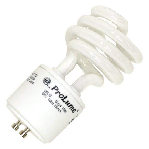 Halco 46525 - CFL13/35/GU24 Twist Style Twist and Lock Base Compact Fluorescent Light Bulb by Halco