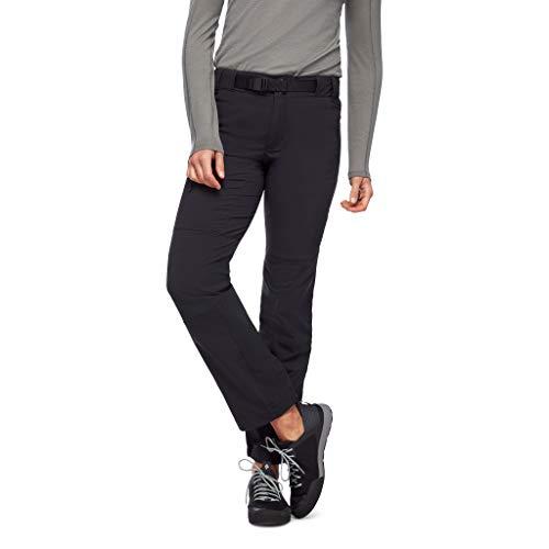 Black Diamond W Stormline STR FL Zp RN Pants Pantalons décontractés, Schwarz, XS Mixte