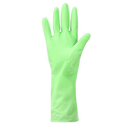 WANGLXST keukenhandschoenen, schoonmaakhandschoenen, herbruikbare lange rubberen handschoenen huishoudelijke afwashandschoenen, huishoudelijke handschoenen
