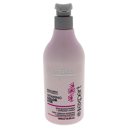 L'Oréal Expert Vitamino Color A-Ox - Champú, 500 ml